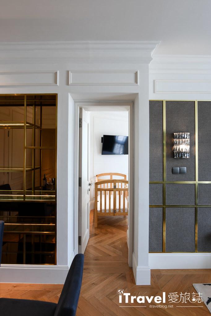 巴赫西貢套房飯店 Bach Suites Saigon (35)