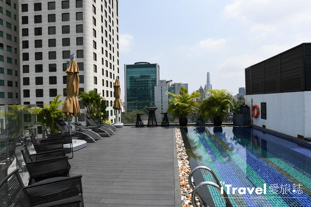 巴赫西貢套房飯店 Bach Suites Saigon (67)