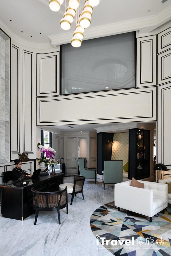 巴赫西貢套房飯店 Bach Suites Saigon (5)
