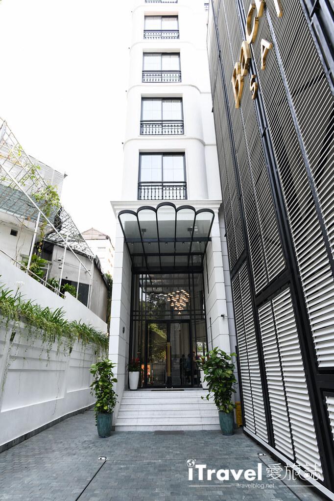 巴赫西貢套房飯店 Bach Suites Saigon (3)