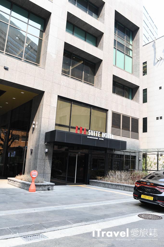 首尔南大门ENA套房饭店 ENA Suite Hotel Namdaemun (3)
