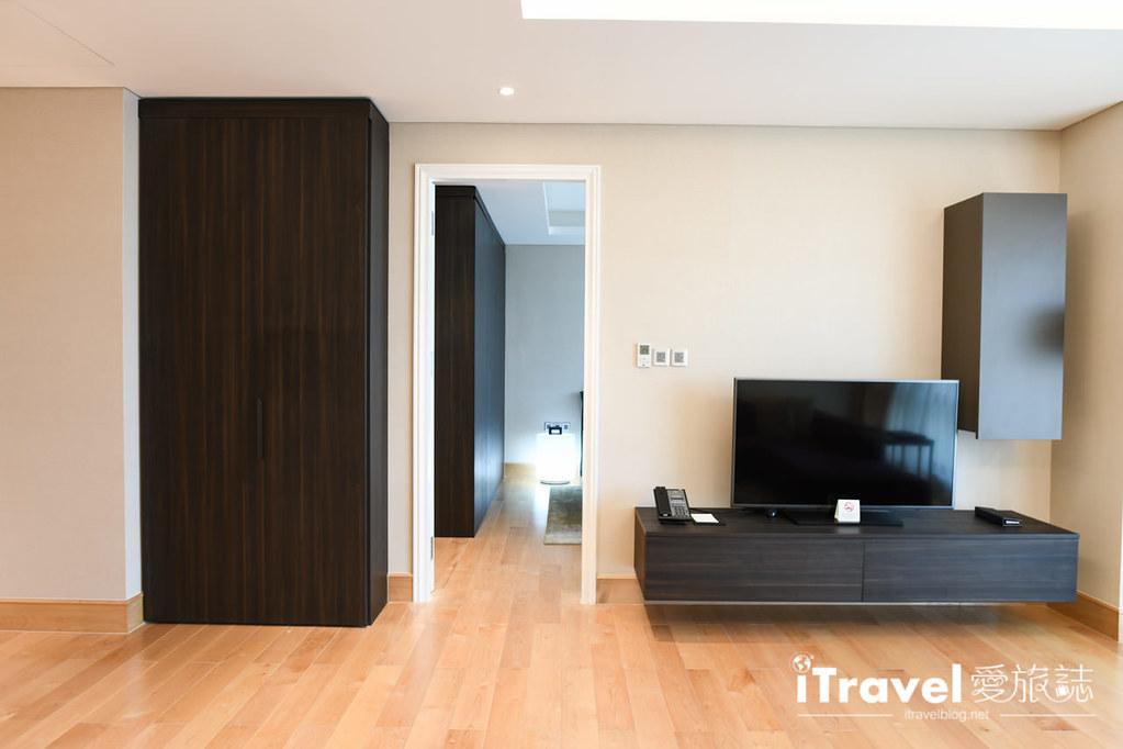 胡志明市舍伍德套房飯店 Sherwood Suites (39)