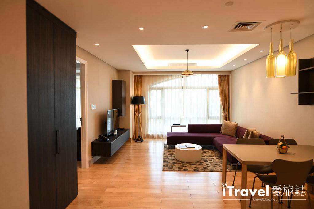 胡志明市舍伍德套房飯店 Sherwood Suites (16)