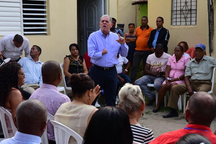 Encuentro Dirigentes, San Cristobal