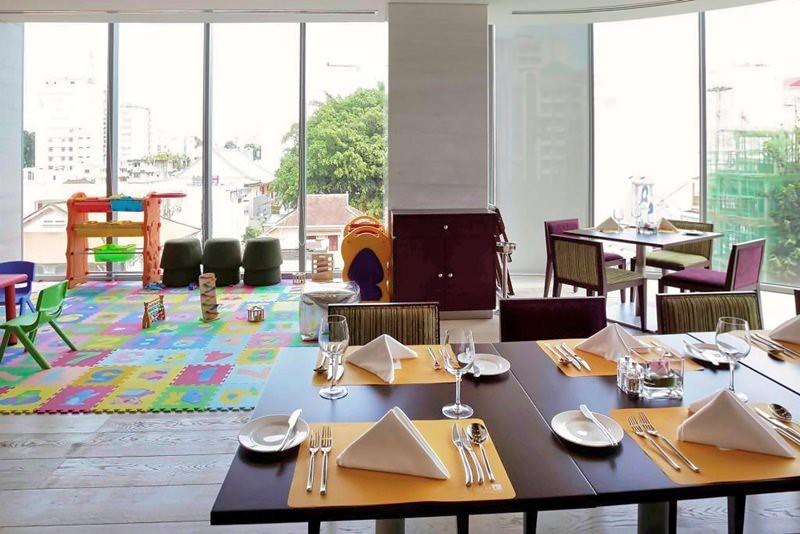 Novotel Saigon Centre Hotel 5