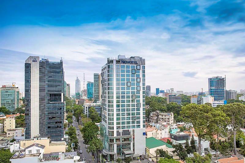 Novotel Saigon Centre Hotel 1