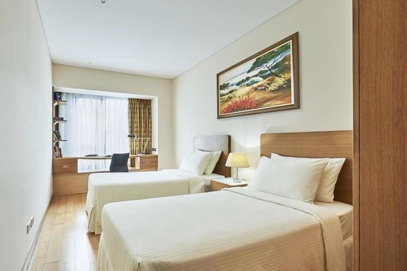 Sherwood Residence Hotel 4