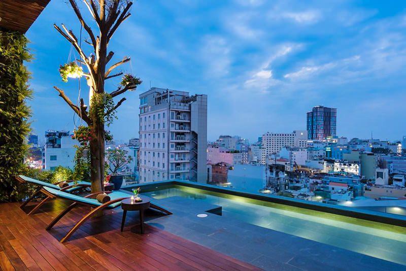 Silverland Yen Hotel 6