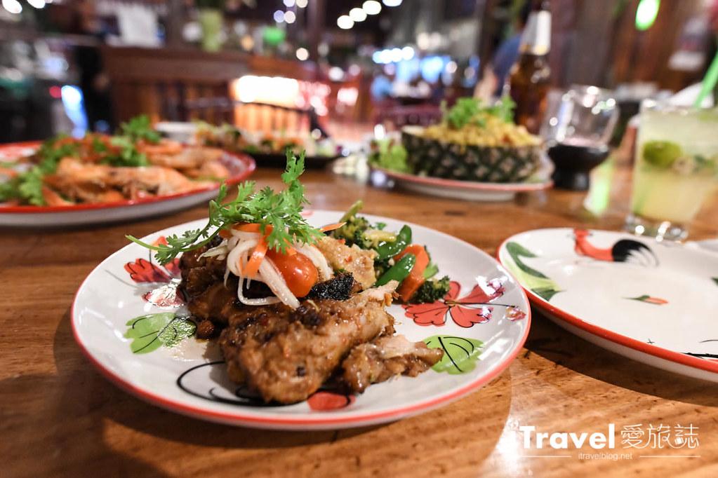 清邁河畔餐廳 The River Market (24)