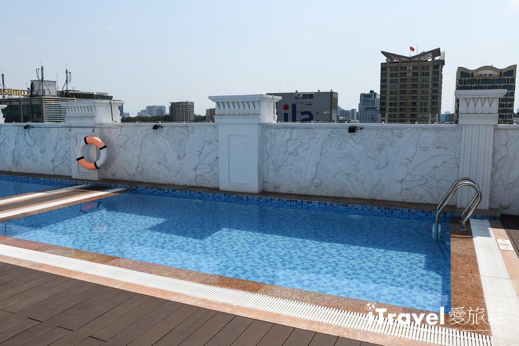 胡志明市馨樂庭飯店 Citadines Regency Saigon (68)