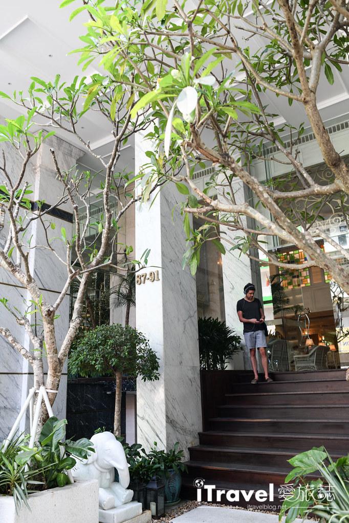銀灘謝爾那飯店 Silverland Charner (3)