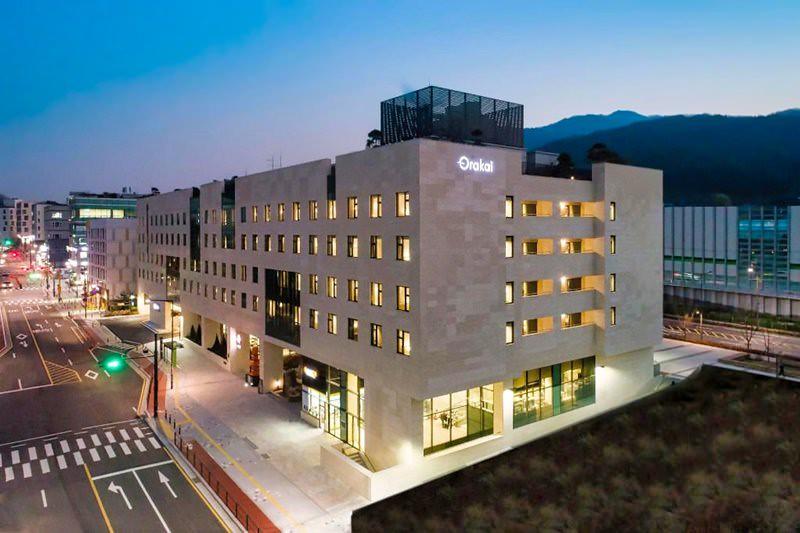 Orakai Cheonggyesan Hotel 1