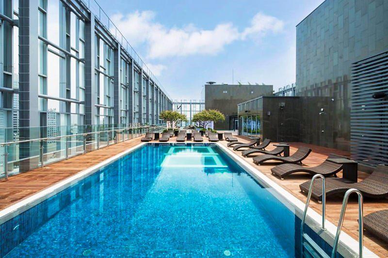 Novotel Ambassador Seoul Dongdaemun Hotels & Residences 5