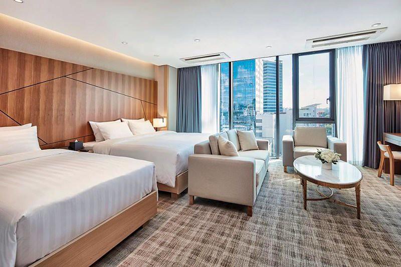 Park Hotel Yeongdeungpo Seoul 3