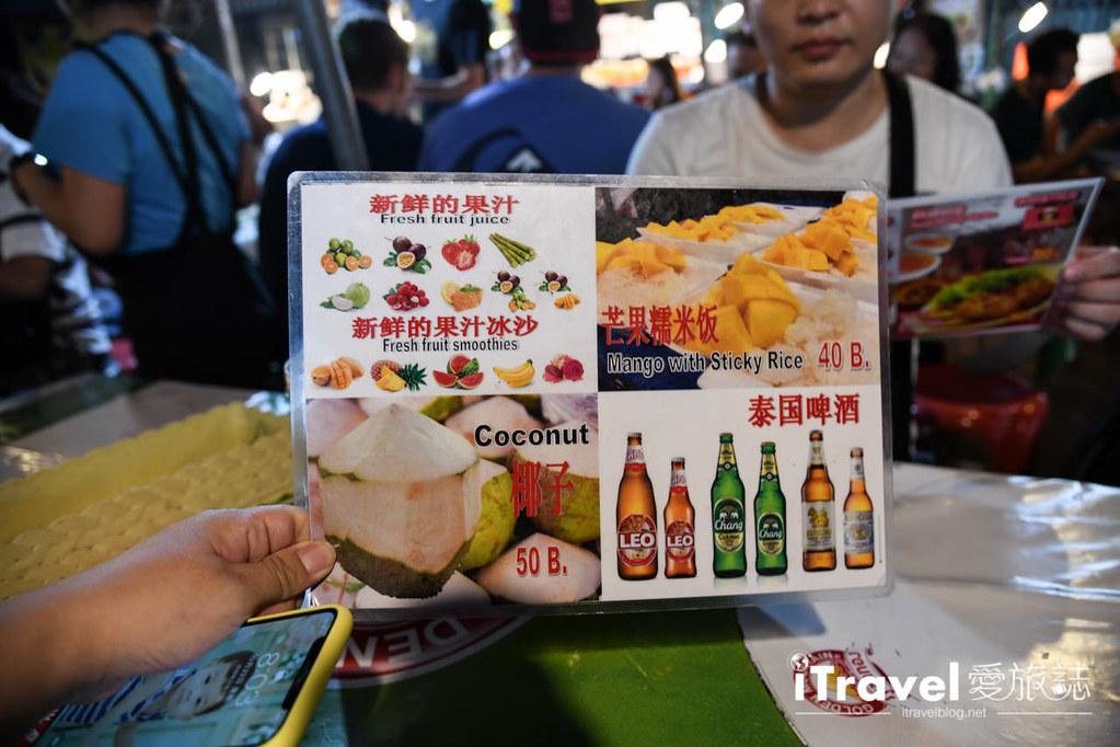 清邁小吃美食 鳳飛飛豬腳飯 (12)