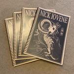 Nick Iovenes Sketchbook