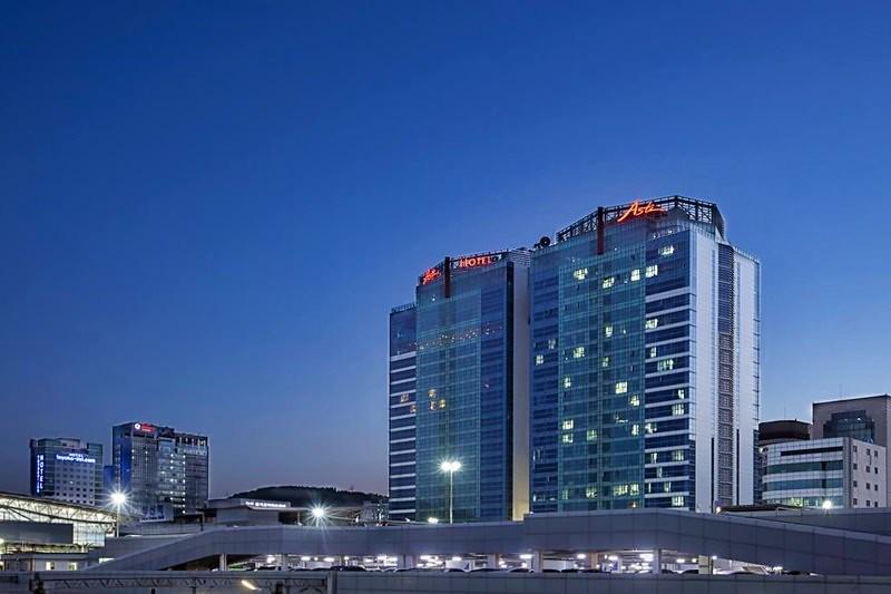 ASTI Hotel Busan 1