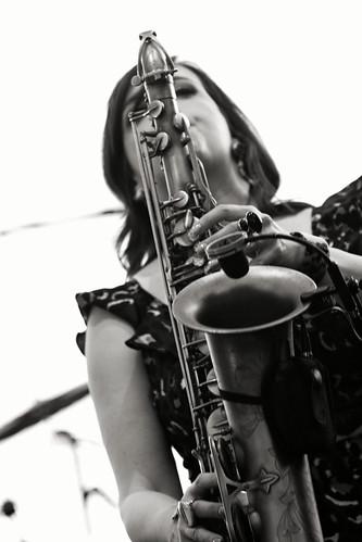 Anna Brooks - Brooklyn Funk Essentials - Enghien Jazz Festival 2019