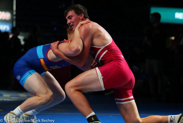 220 pounds - Daniel Striggow  - 190716bmk0038