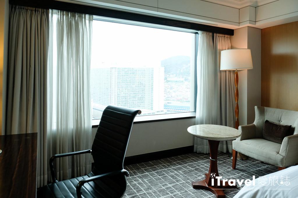 韓國釜山樂天飯店 Lotte Hotel Busan (9)