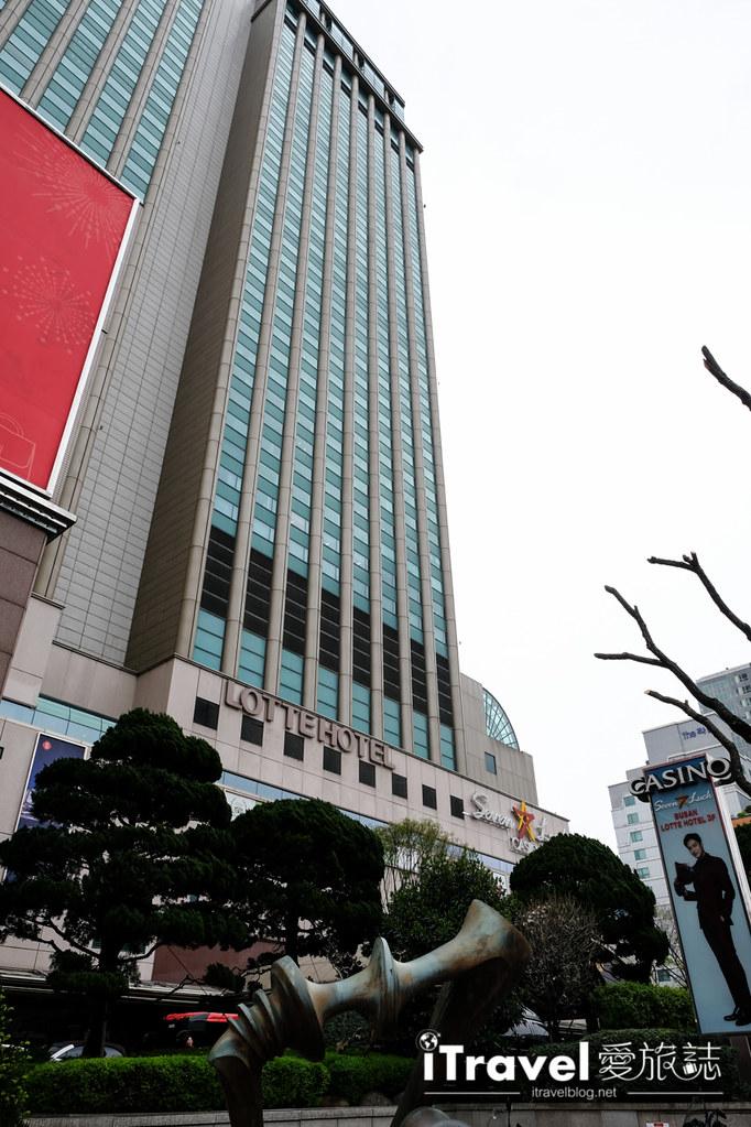 韓國釜山樂天飯店 Lotte Hotel Busan (2)