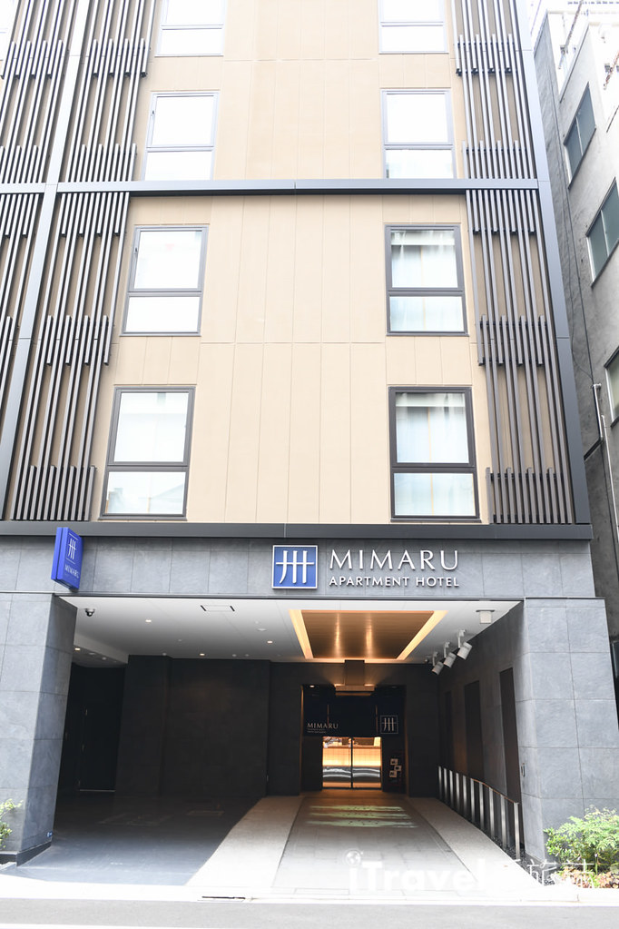 美滿如家飯店東京八丁堀 MIMARU TOKYO HATCHOBORI (3)