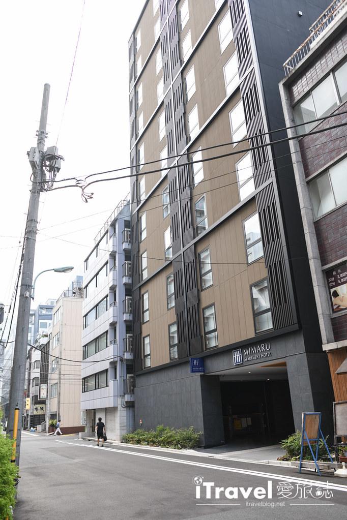 美滿如家飯店東京八丁堀 MIMARU TOKYO HATCHOBORI (2)