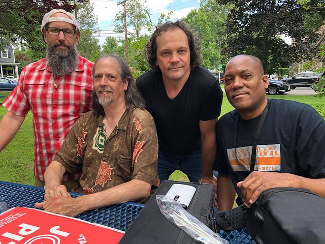 Eric Person Quartet in Milford PA