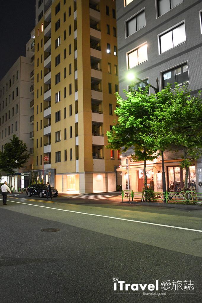 東京銀座東方快車飯店 Hotel Oriental Express Tokyo Ginza (62)