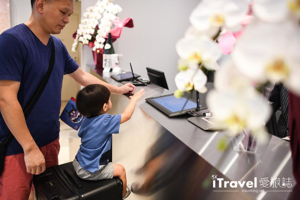東京銀座東方快車飯店 Hotel Oriental Express Tokyo Ginza (6)