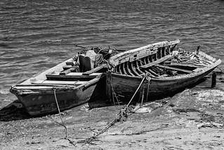Isla Cristina B&W. 11-08-19