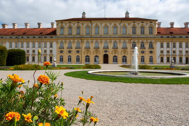 Impressionen Schloss Schleißheim III