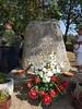 2019-09-01 Upamiętnili ofiary obozu hitlerowskiego wSnopkach