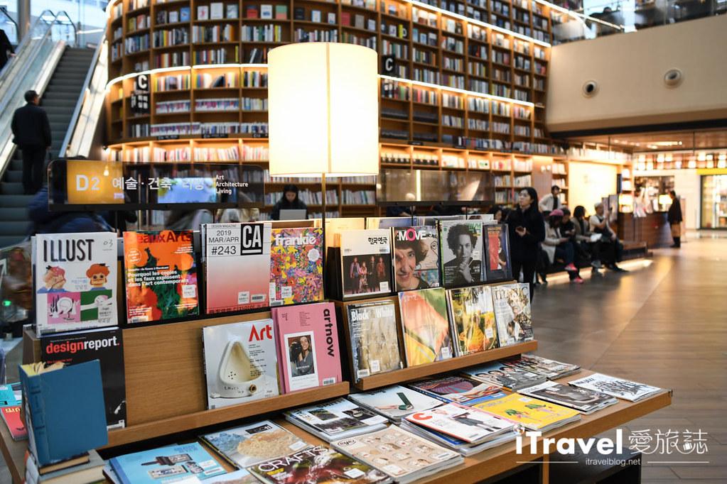 首爾星空圖書館 Starfield Library (34)
