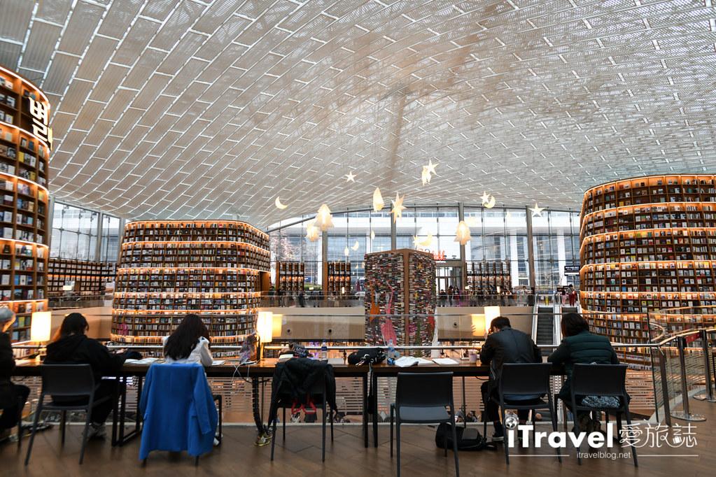 首爾星空圖書館 Starfield Library (16)
