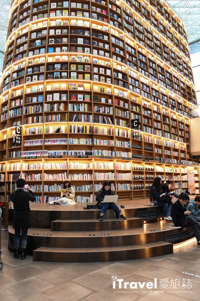 首爾星空圖書館 Starfield Library (36)