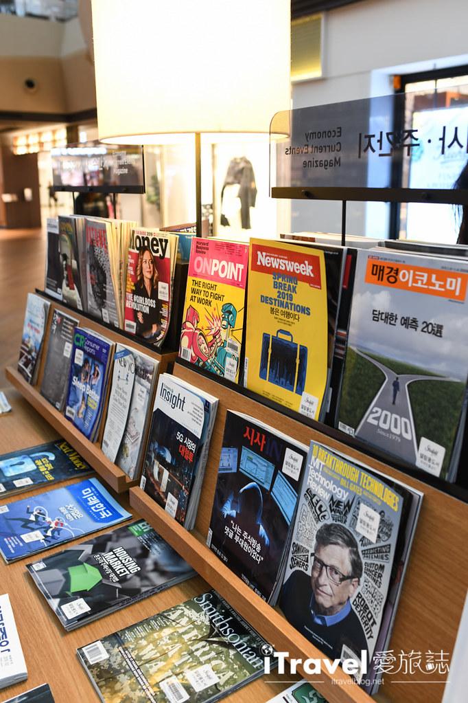 首爾星空圖書館 Starfield Library (33)