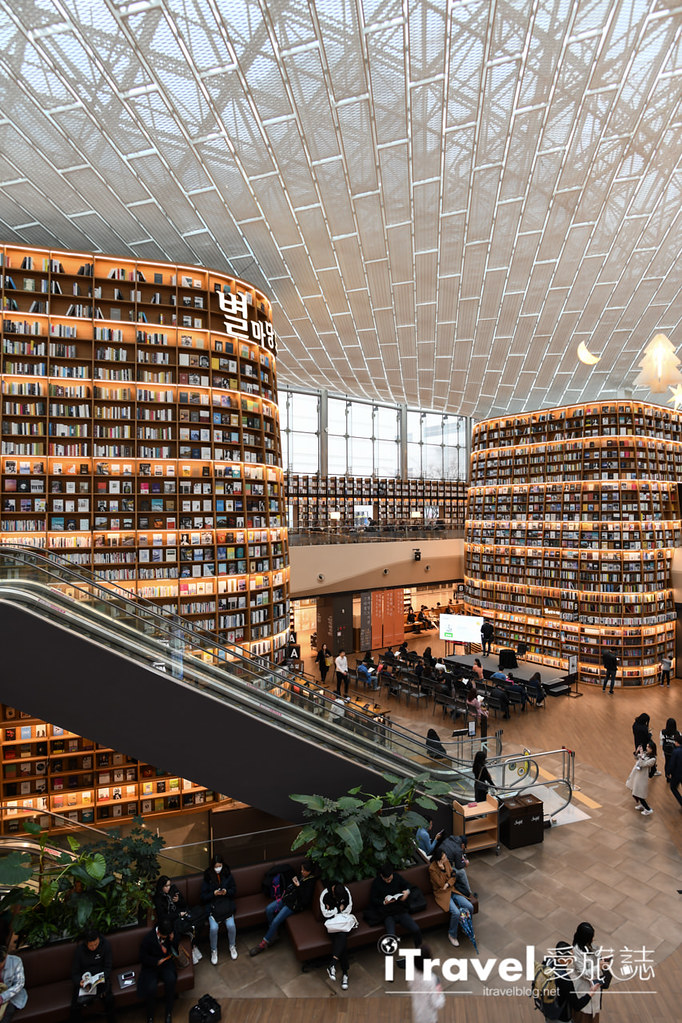 首爾星空圖書館 Starfield Library (18)