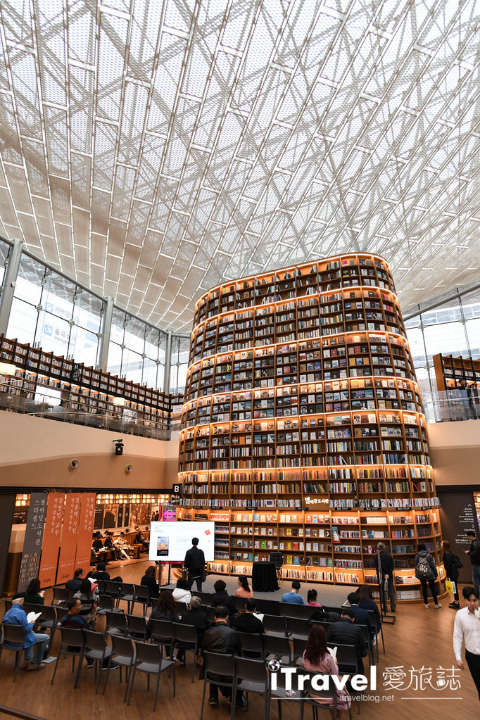 首爾星空圖書館 Starfield Library (12)