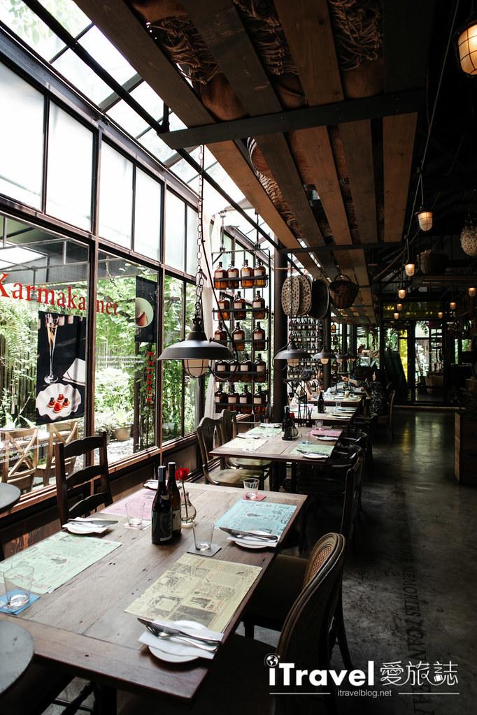 曼谷美食餐廳 Karmakamet Secret World (15)
