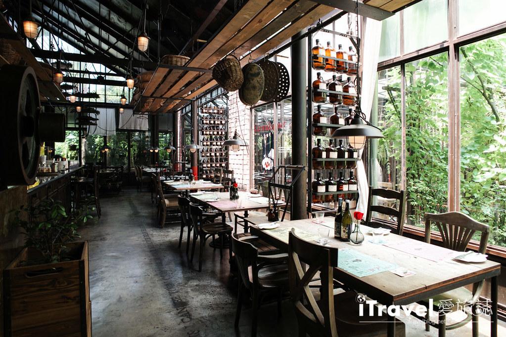 曼谷美食餐廳 Karmakamet Secret World (10)