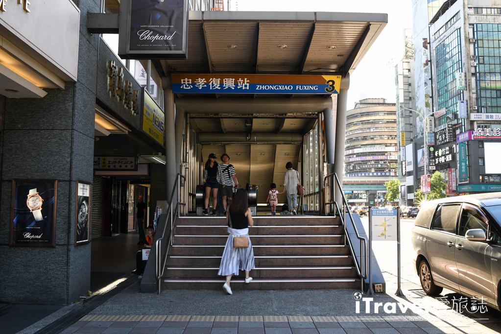 金普頓大安台北酒店Kimpton Da An Taipei - an IHG Hotel (2)