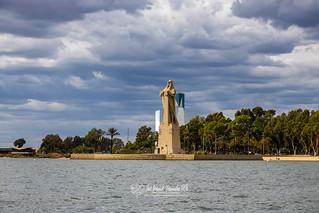 Por la Ria de Huelva 13-09-19
