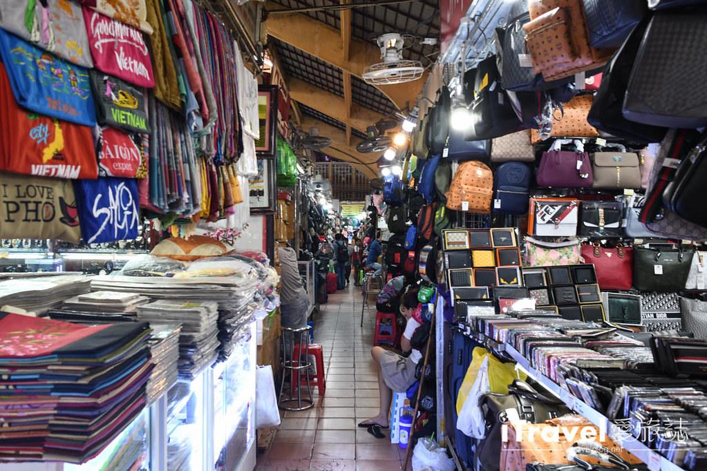 胡志明市濱城市場 Ben Thanh Market (18)