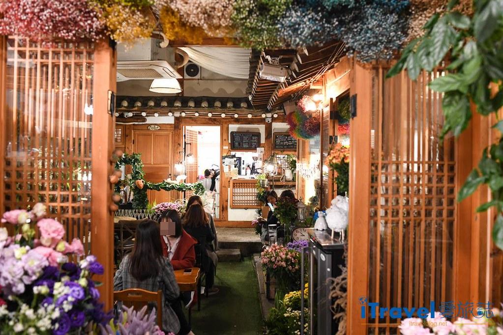首爾庭院花房咖啡 Madang Flower Cafe (1)