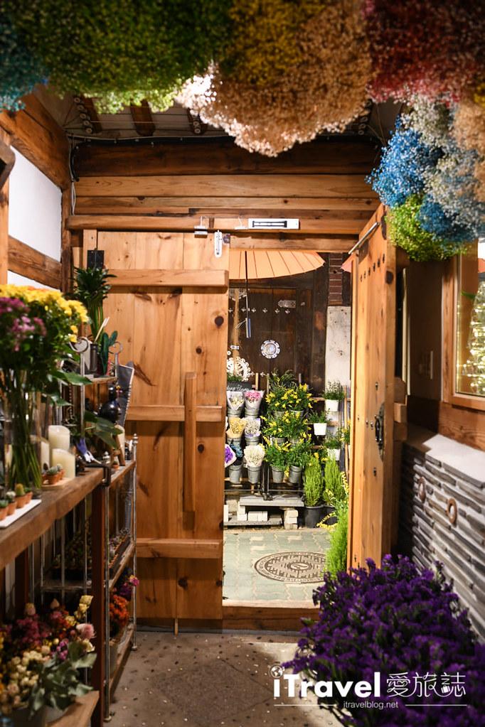首爾庭院花房咖啡 Madang Flower Cafe (7)