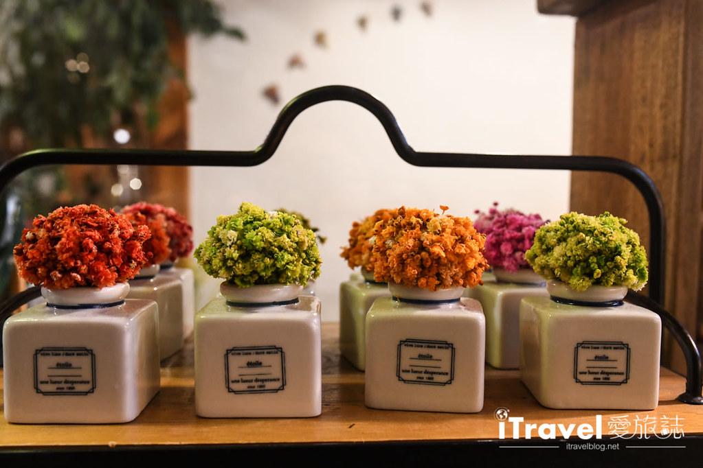 首爾庭院花房咖啡 Madang Flower Cafe (31)