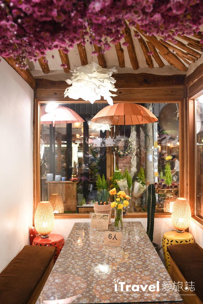 首爾庭院花房咖啡 Madang Flower Cafe (12)