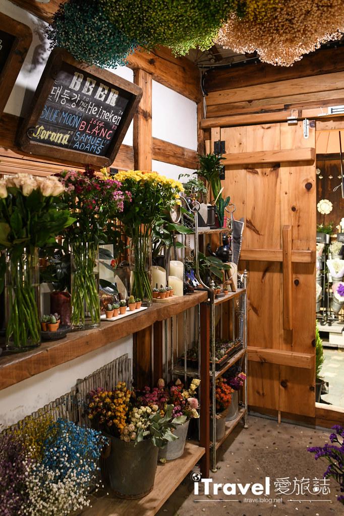 首爾庭院花房咖啡 Madang Flower Cafe (6)