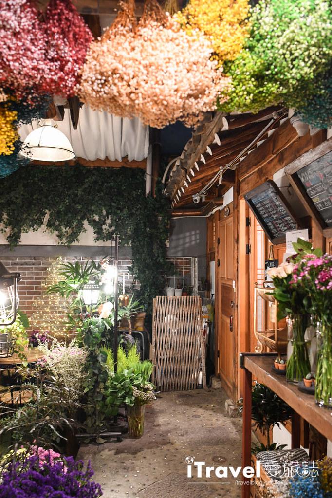 首爾庭院花房咖啡 Madang Flower Cafe (4)